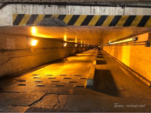 【高輪ゲートウェイ駅】の開業で消滅?高輪の異次元なトンネル