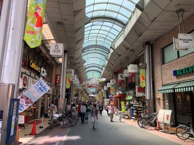 【大山駅】ってどんな街?東京有数の商店街