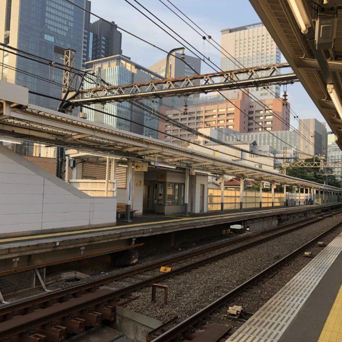 【南新宿駅】ってどんな街?南新宿駅の利用客数は小田急線最少