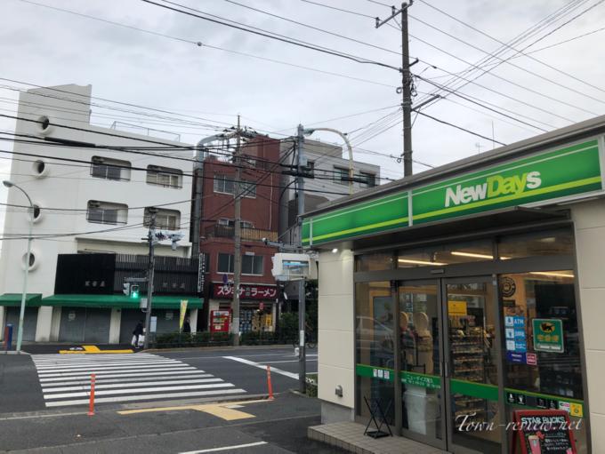尾久駅前のニューデイズ