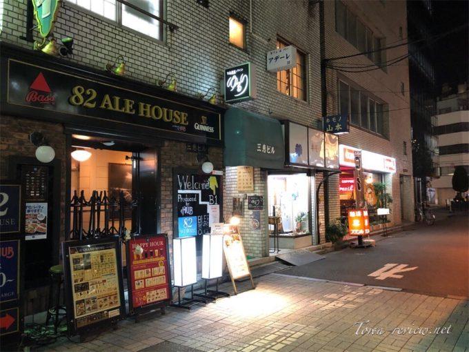 飲み屋も多い神田駅周辺