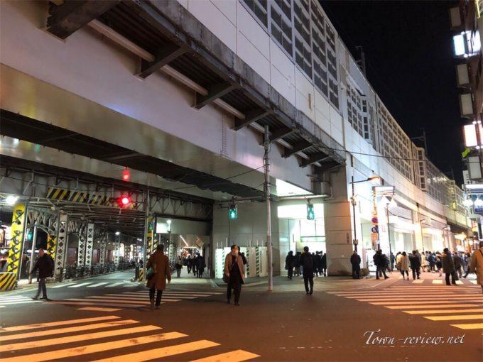 神田駅南口