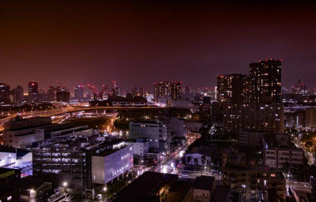 【東雲駅】埋立地ならでは住みやすさと意外な安全性