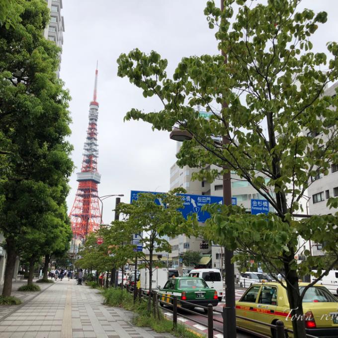 【赤羽橋駅】ってどんな街?港区東麻布、三田の最寄駅