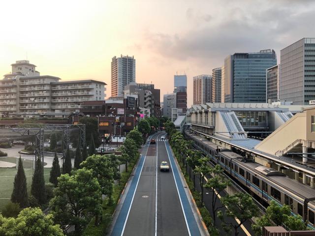 大崎駅ってどんな街?(1)西口の再開発地区を歩く
