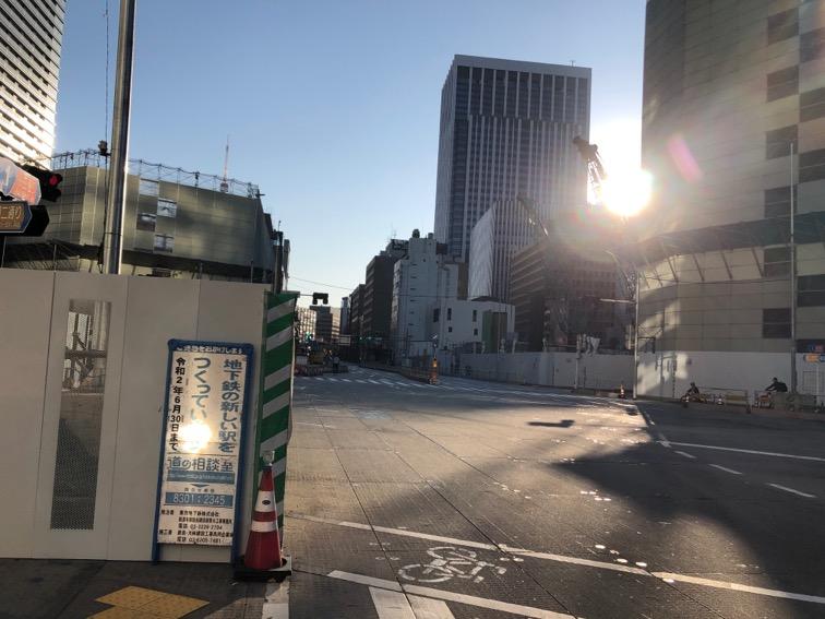 「虎ノ門ヒルズ駅」と「虎ノ門駅」は地下で接続