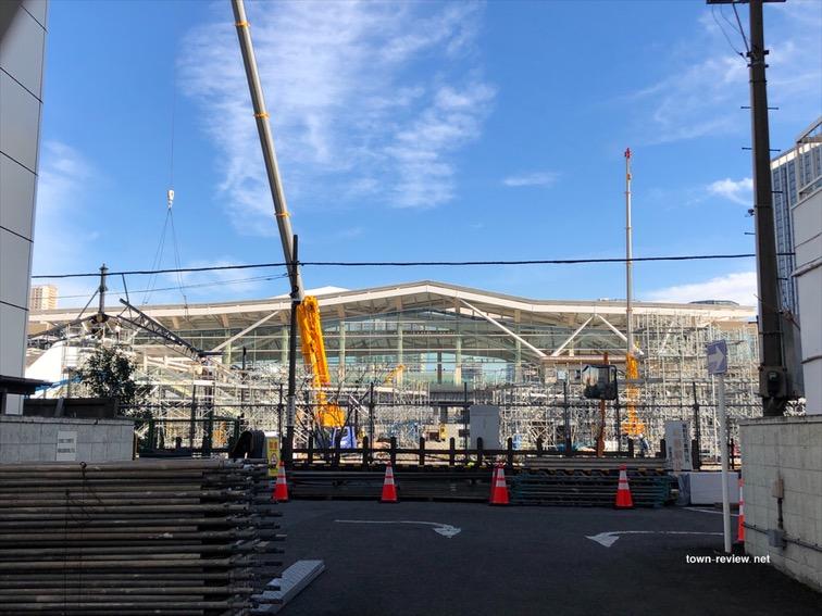3月オープン【高輪ゲートウェイ駅】