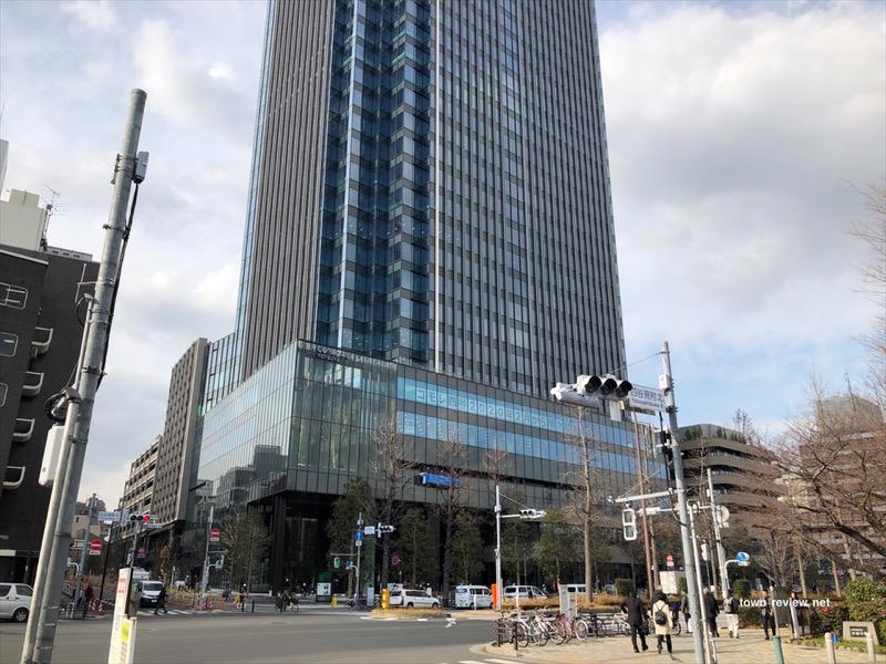 まもなくコモレ四谷(CO・MO・RE Yotsuya)がオープン。