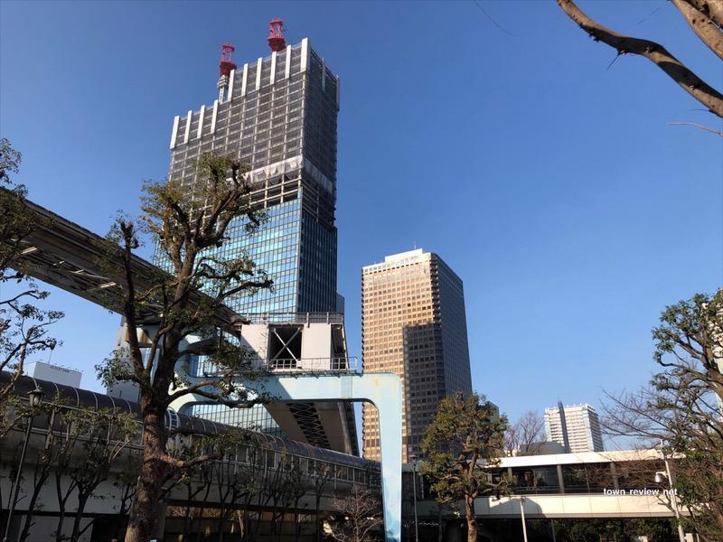 センタービル 世界 建て替え 貿易